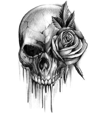 kleine totenkopf tattoos was denkt ihr 252 ber das tragen eines totenkopf als tod christentum