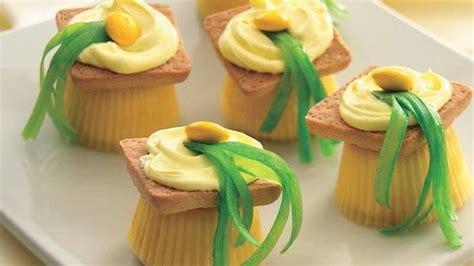 graduation dessert recipes bettycrockercom