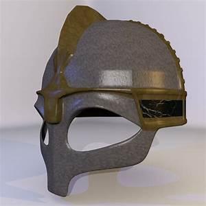 3D Model Ancient Viking Helmet 3D Model – Buy 3D Model ...