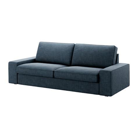 kivik canapé kivik sofa hillared blue ikea