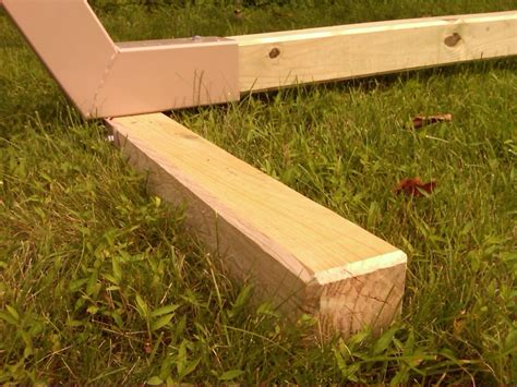 4x4 Hammock Stand by Hammock Stand Hammock Forums Gallery