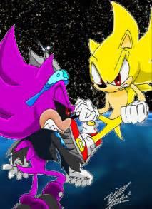 Sonic vs Super Scourge the Hedgehog