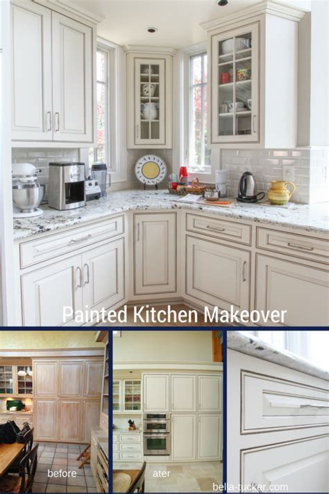 Is Kitchen Cabinet Painting a Fad?   Bella Tucker