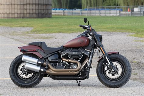 2018 Harley-davidson Softail Motorcycles Revamped
