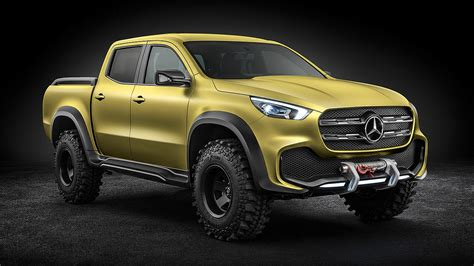 Mercedes-benz X-class Pick-up Concept