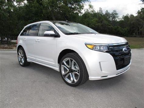2013 Edge Sport by 2013 Ford Edge Used Cars In Tarpon Springs Mitula Cars