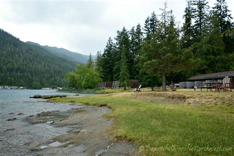 Log Cabin Resort by Log Cabin Resort In The Olympic National Park Wa
