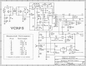 Variable Bench Power Supply Design