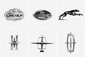 idle worship the history and evolution of car logos With 1950s lincoln cars