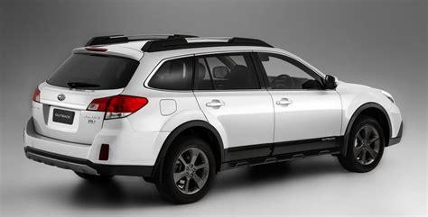 subaru cars prices subaru outback tougher look price rise for 2014 photos