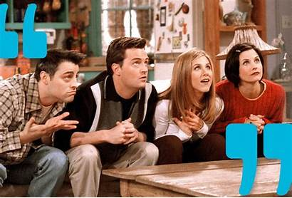 Friends Tv Wallpapers Series Quotes Famous Sitcom