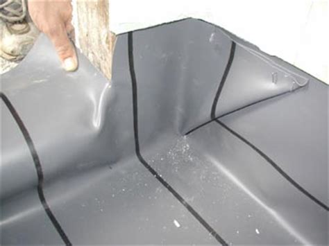 how to install a shower pan liner photos pvc liner