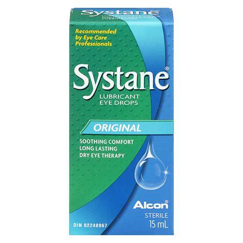Systane Lubricant Eye Drops - 15ml | London Drugs
