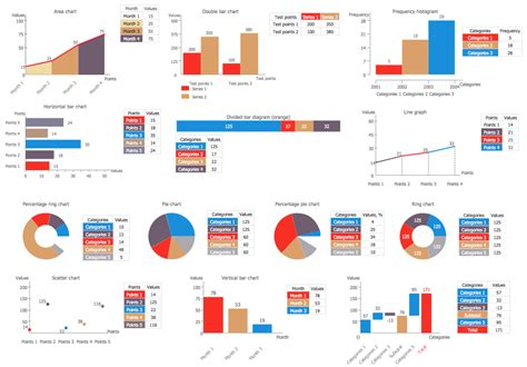 data driven infographics solution conceptdrawcom