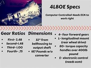 700r4 Transmission Specs