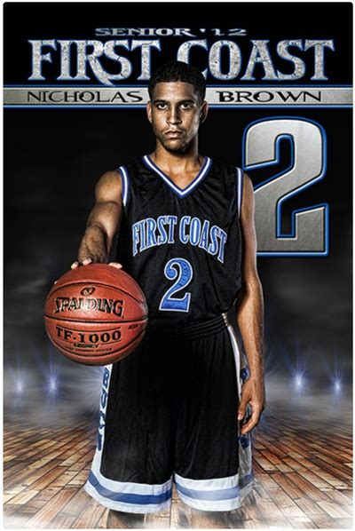 basketball player templates awesome sport banners