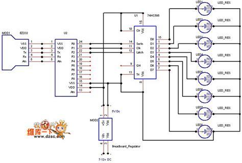 Led Video Display Circuit Diagram
