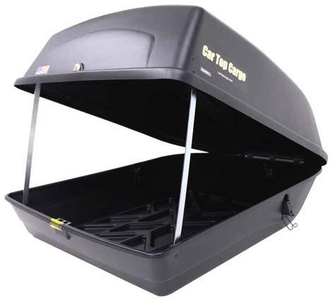 Best Roof Cargo Box Car Top Cargo Rooftop Cargo Box 18 Cu Ft Black Car Top