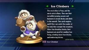 Ice Climbers Smashpedia FANDOM Powered By Wikia