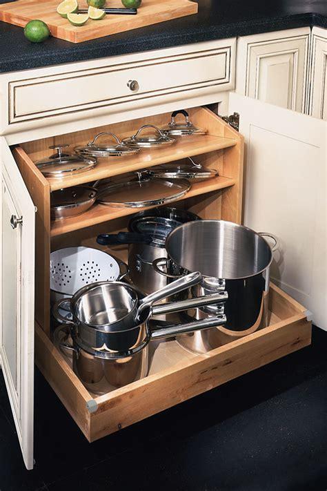 base pots  pans organizer diamond cabinetry