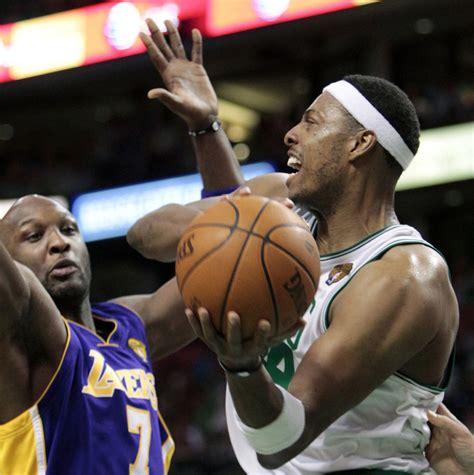 Celtics push to brink of NBA title - masslive.com