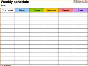 guest book weekly class schedule template authorization letter pdf
