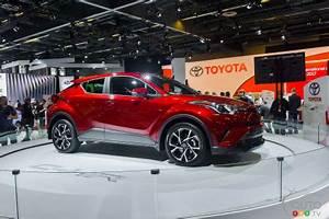 Nouvelle Toyota Chr : toyota c hr 2018 tout ce style pour seulement 24 690 actualit s automobile auto123 ~ Medecine-chirurgie-esthetiques.com Avis de Voitures