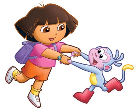 Cartoon Characters Dora The Explorer Images
