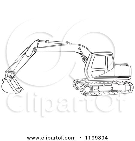 excavator tracks clipart   cliparts  images  clipground