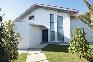 maison basque moderne vb26 montrealeast With amazing plan de belle maison 10 de maison contemporaine achat
