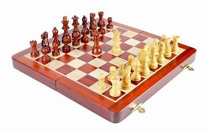 Chess Folding Board King Base 22mm Travelling