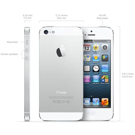 cheap iphones unlocked apple iphone 5 64gb smartphone unlocked gsm white