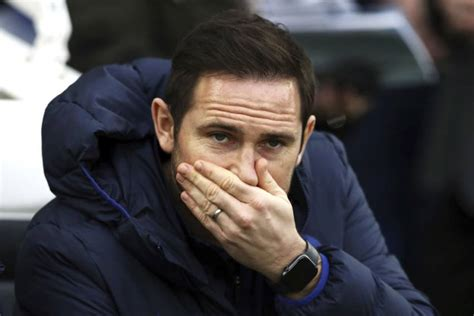 Frank Lampard Hopes Chelsea Have Learned Champions League ...