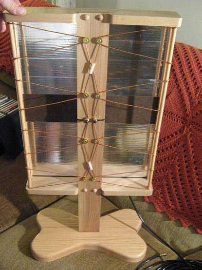 homemade hdtv antenna woodworking blog