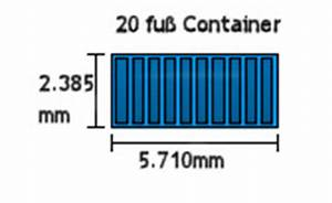 20 Fuß Container In Meter : 20 fu container ~ Frokenaadalensverden.com Haus und Dekorationen