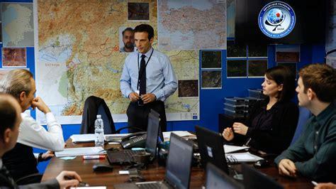 le de bureau york la série d espionnage à apogée showtime