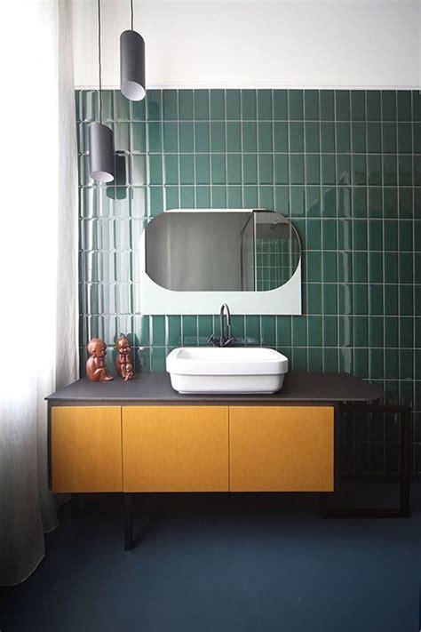 vintage tegels badkamer 10x groene tegels in de badkamer woonmooi