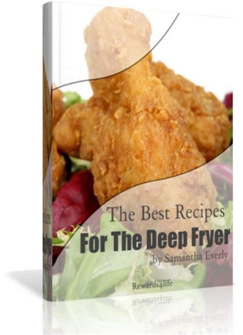 deep fryer recipes tradebit