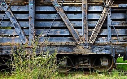 Train Freight Wagon Wallpapers Creative Desktop