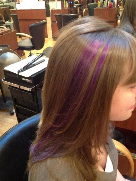 Streaks For Kids Hair Cabello