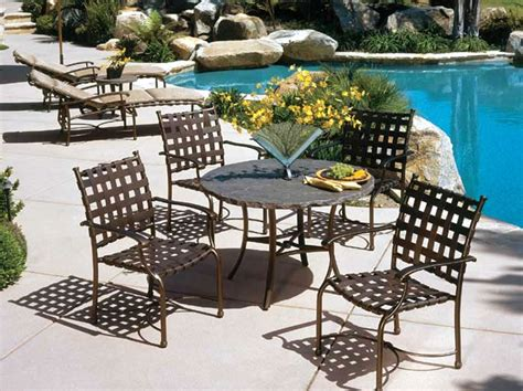 luxury patio furniture sorrento strap tropitone charlotte jpg