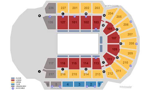 foto de Stockton Arena Seating Rows Brokeasshome com