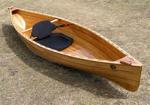 Laughing Loon Wooden Strip built Kayaks and Canoes -Wooden
