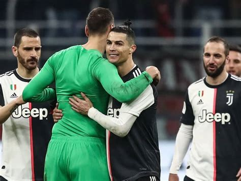 Cristiano Ronaldo Penalty Snatches Juventus First-Leg Draw ...