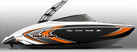 Yamaha Boat Decals by Yamaha Graphics Ipd Jet Ski Graphics