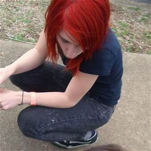Cherry Red Hair - Hayley William's Hair Photo (20601069 ...