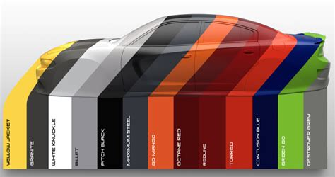 2017 Dodge Truck Color Options 2016 2017 Cars Reviews