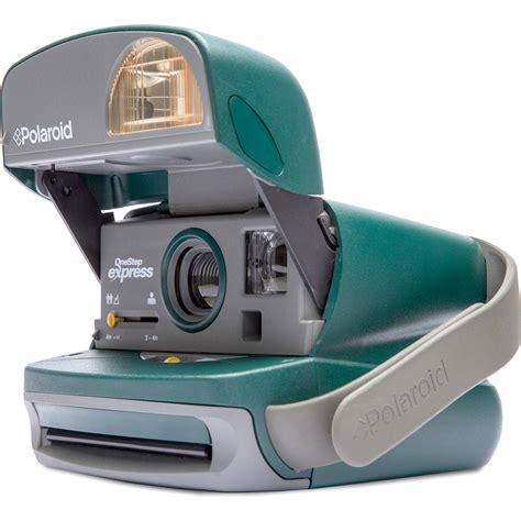 impossible polaroid impossible polaroid 600 instant green 2875 b h