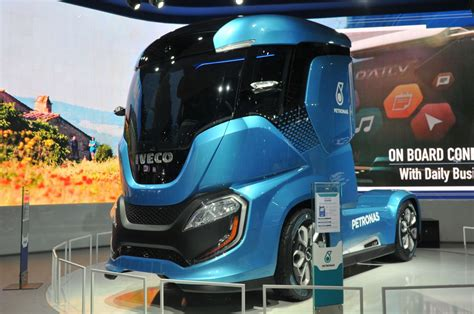 Iveco Ztruck Shows The Future Iepieleaks