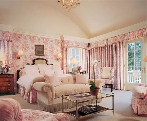 The Glam Pad 35 Feminine Pink Bedrooms